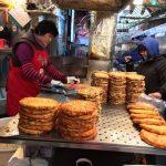 韓国 広蔵市場の緑豆チヂミで1番人気のお店はココ!