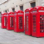 ロンドン名物! 赤い電話ボックスが綺麗に撮れる場所!