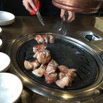 本当は内緒にしたい!韓国で絶品焼肉屋さん☆彡