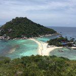 素敵な写真が撮れる島!タイの絶景ナンユアン島!