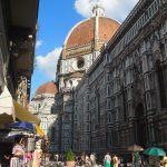 フィレンツェの街が見渡せる絶景スポットで写真が撮りたい!!!