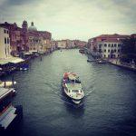 ヴェネチアでの移動手段はヴァポレット(水上バス)