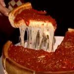 シカゴに行ったら食べるべき名物グルメ①「シカゴピザ」