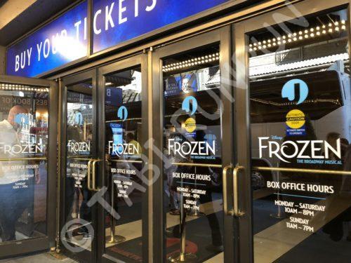 ブロードウェイミュージカル『frozen』