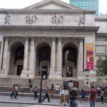 ニューヨーク図書館は休憩・充電スポットとして最高