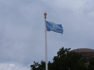 コロンビア大学の旗