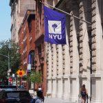 ニューヨーク大学の行き方、大学グッズを買う場所を紹介!