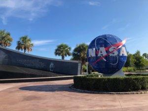 NASA オブジェ