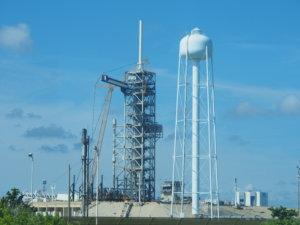 NASA発射台