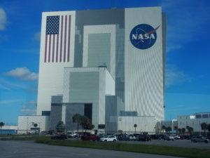 NASA ロケット組立