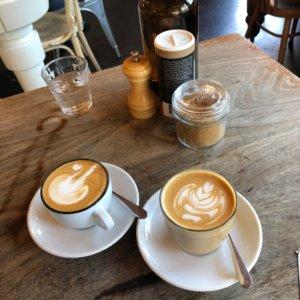 St. Aliのコーヒー