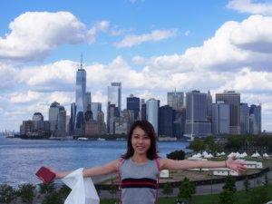 ここが私のアナザースカイ「ニューヨーク」的な写真