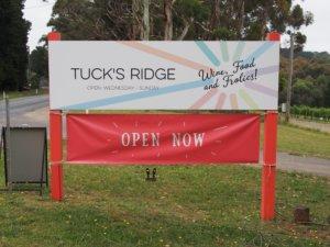TUCK'S RIDGE