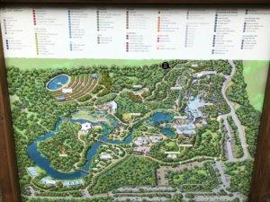 ペニンシュラ温泉マップ