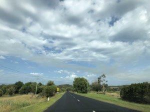 モーニントン半島の道