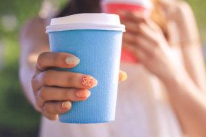 テイクアウト コーヒー