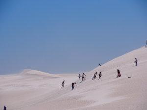 ランセリン大砂丘