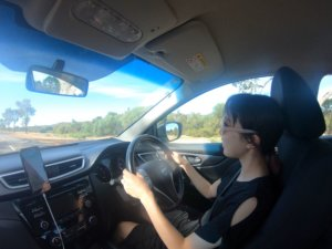 西オーストラリア運転