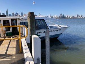 サウスパース船