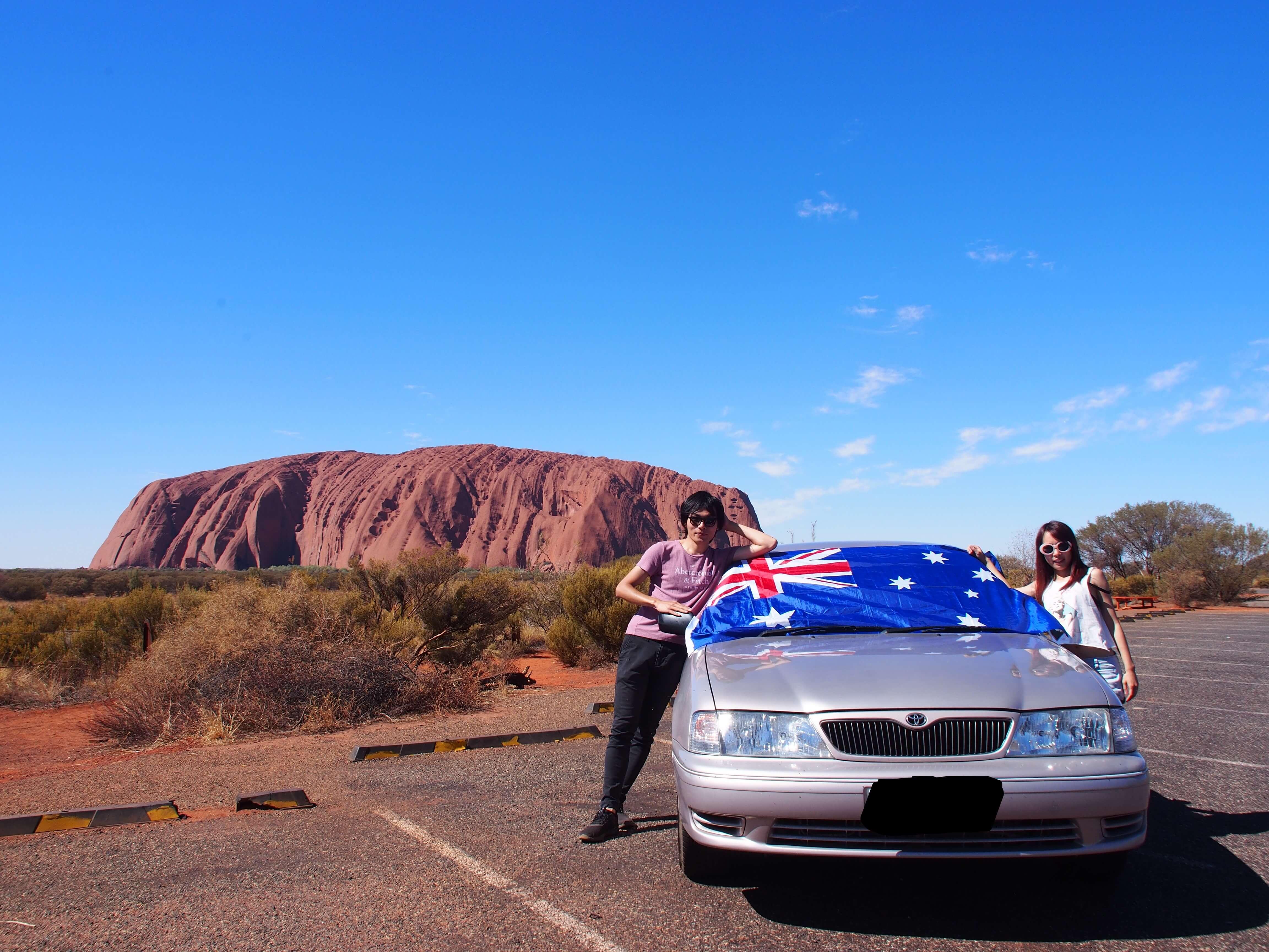 オーストラリアラウンド