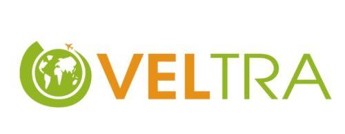 「VELTRA」のロゴ