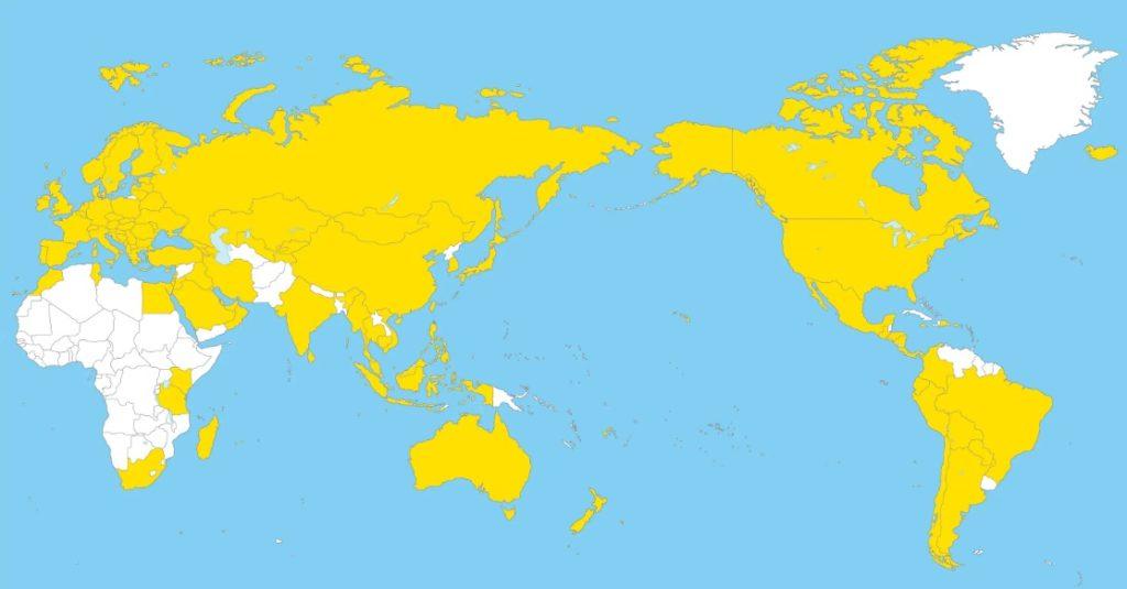 ポケトークは133カ国でWi-Fiなしで使える